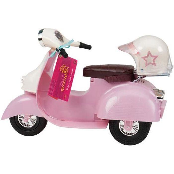 Scooter pour poupée NC