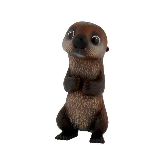 BULLY - Figurine Monde De Nemo - Otter 5 cm