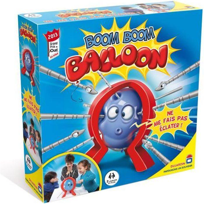 DUJARDIN Boom Boom Balloon - Jeu de société