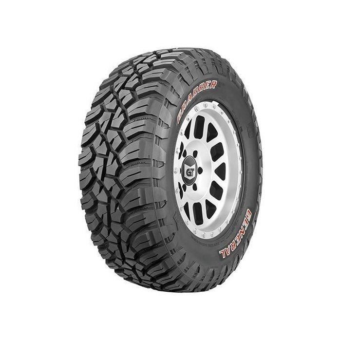 General Tire Grabber X3 245-75R16 120Q 10PR
