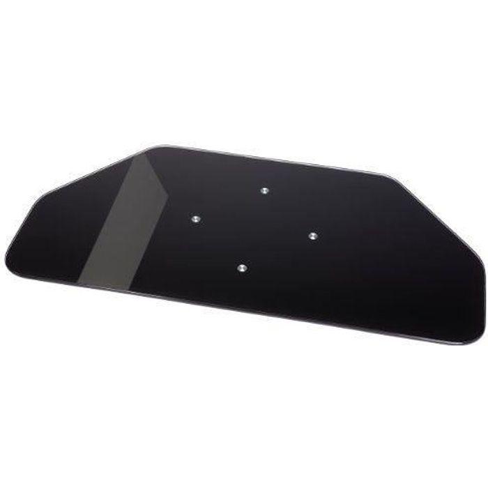 Hama 84029 Plateau rotatif en verre Noir pour L…