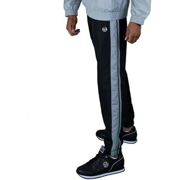 Pantalon jogging Sergio Tacchini Ansley - qry/black - XL