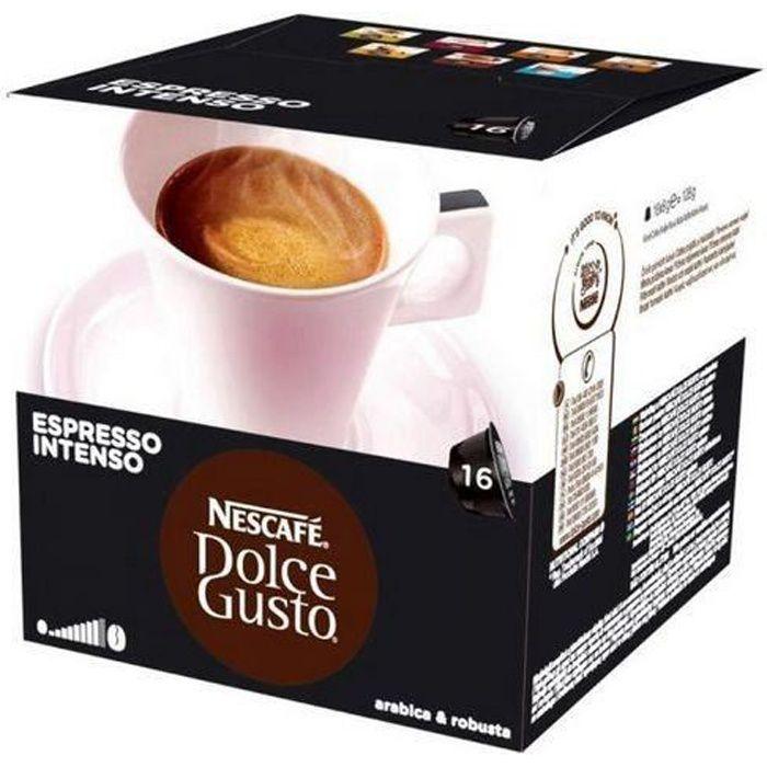 Capsules de café Nescafé Dolce Gusto 26406 Espresso Intenso (16 uds)