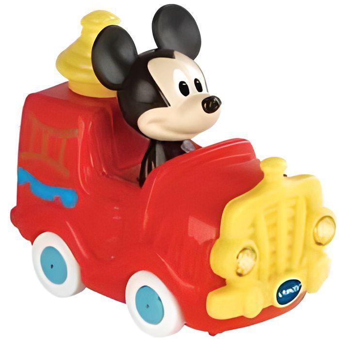 Le magi-camion de pompiers de Mickey - Tut Tut Bolides Disney - Vehicule interactif - Vtech Baby