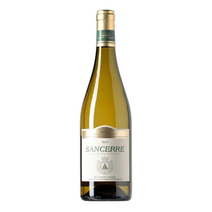 Club des Sommeliers Sancerre - Vin blanc de la Vallée de la Loire