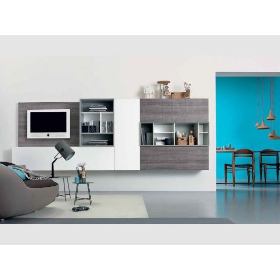 bahut contemporain laqu b020 achat vente buffet. Black Bedroom Furniture Sets. Home Design Ideas