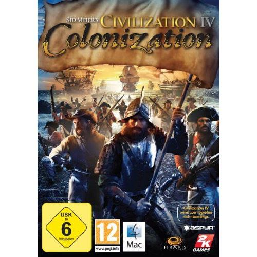 JEU PC Civilization IV : Colonization [import allemand]