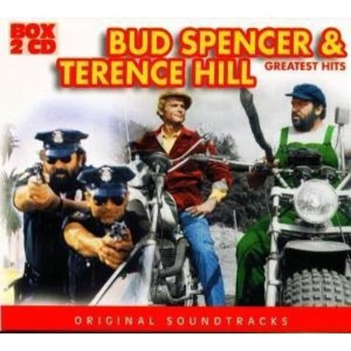 bud spencer terence hill greatest hits achat cd cd. Black Bedroom Furniture Sets. Home Design Ideas