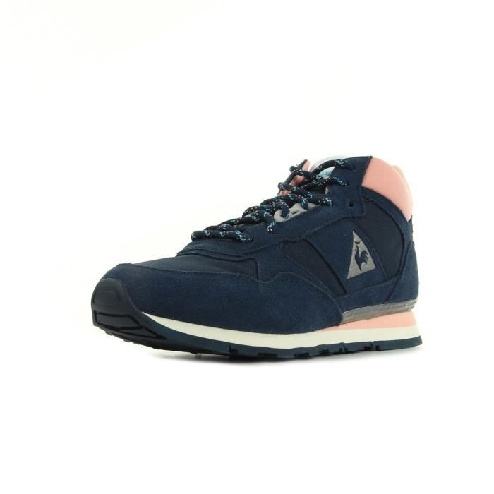 Baskets Le Coq Sportif Eclat Trail W Ballistic Nylon Dress Blue