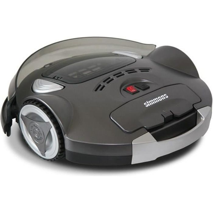 aspirateur robot simmons trc40 achat vente aspirateur robot cdiscount. Black Bedroom Furniture Sets. Home Design Ideas