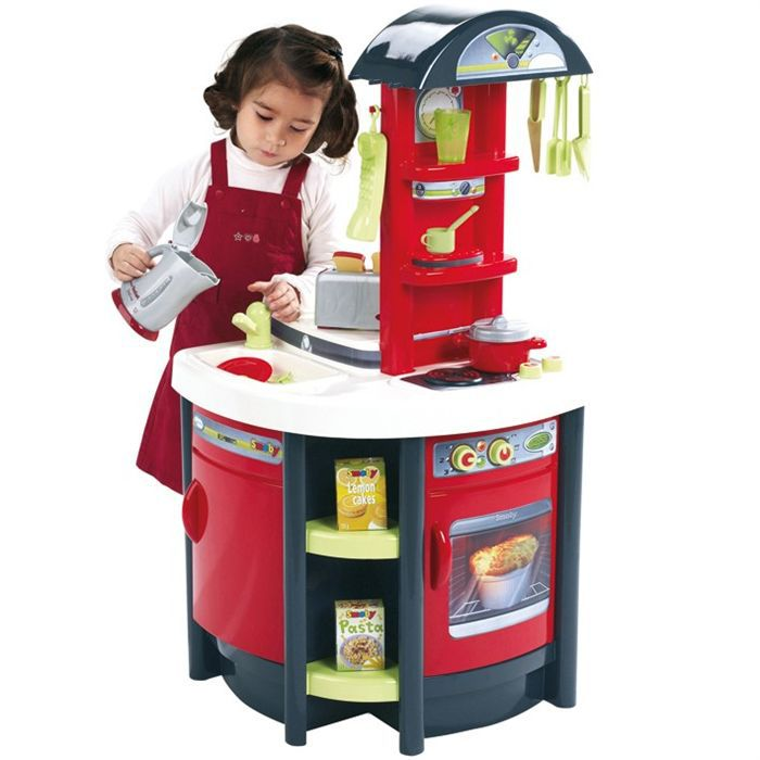 smoby cuisine enfant studio achat vente dinette cuisine cdiscount. Black Bedroom Furniture Sets. Home Design Ideas
