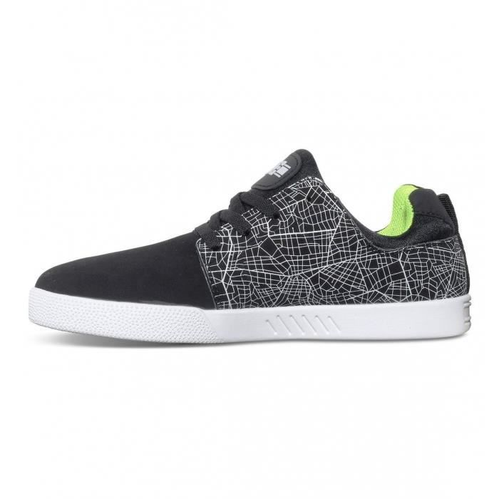 DC Shoes RD JAG - Black - Print a8c7iHt