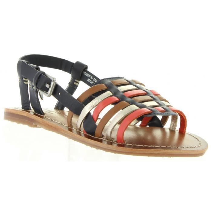 Sandales pour Femme etPEPE JEANS PGS90076 MAYA 595 NAVY