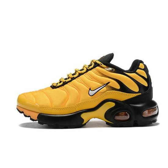 Baskets NIKE AIR MAX PLUS TN Chaussures Enfant de running pour ...