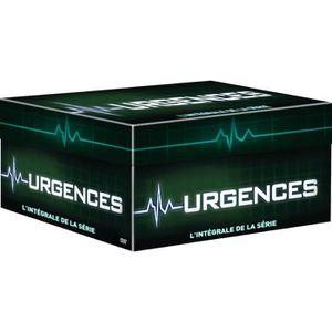 DVD SÉRIE DVD Coffret Urgences - L'intégrale de la série - É