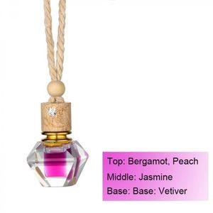 r/étroviseur diffuseur de Parfum de Voiture Pendentif de Voiture diffuseur dar/ôme Vintage Antique pour Huile Essentielle de Retour