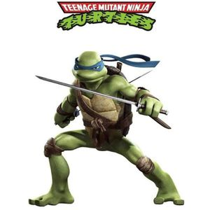STICKERS Sticker mural tortue ninja Donatello avec épée 70