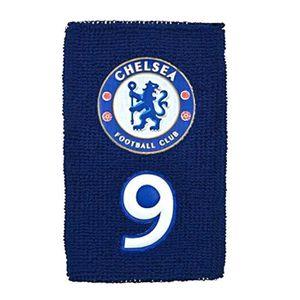 POIGNET ÉPONGE Chelsea FC - Bracelet numéro 9