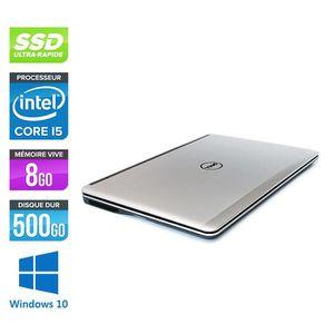 ORDINATEUR PORTABLE Pc portable Dell E7440 - i5 - 8Go - 500Go SSD - Wi
