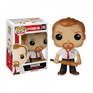 FIGURINE DE JEU Figurine Shaun of the Dead - Bloody Shaun Exclusiv