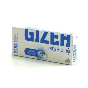 TUBE À CIGARETTE Boîte de 100 Tubes à Cigarettes Fresh Cliq - Gizeh