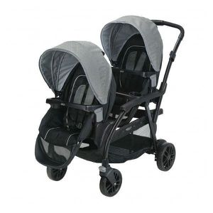 POUSSETTE  Poussette double Graco Modes Duo Shift