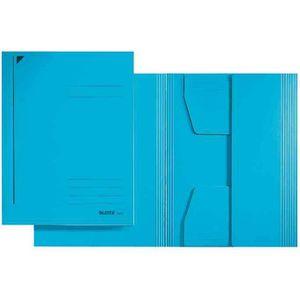 TRIEUR - PARAPHEUR chemise-trieur, format A5, carton robuste coloré