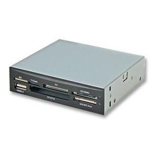 LECTEUR DE CARTE EXT. LINDY Lecteur de cartes - interne - USB 2.0 - 3 -5