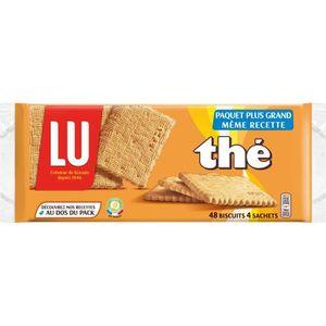 BISCUITS SABLÉS Biscuits thé 335 g Lu