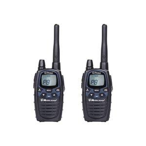 TALKIE-WALKIE Midland G 7E Pro Portable radio 2 bandes PMR 446 M
