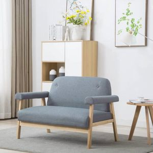 CANAPÉ - SOFA - DIVAN Canapé à 2 places Sofa Canapé Confortable  Canapé