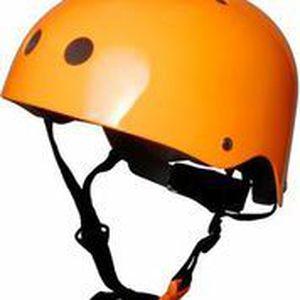 CASQUE MOTO SCOOTER Casque Helmets - Neon Orange Medium
