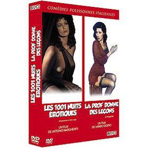 DVD FILM DVD La prof donne des leçons particulières ; le...