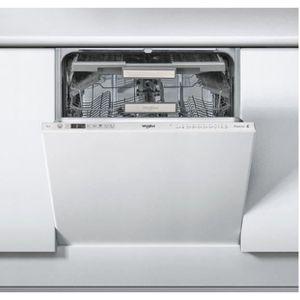 LAVE-VAISSELLE Lave-vaisselle encastrable Whirlpool - Argent - WK