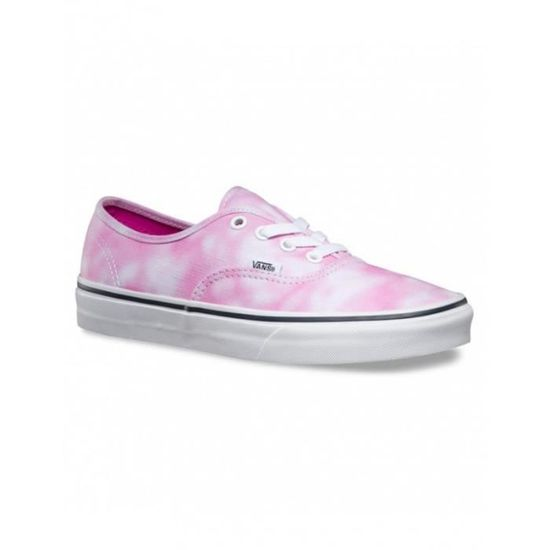 chaussures vans rose