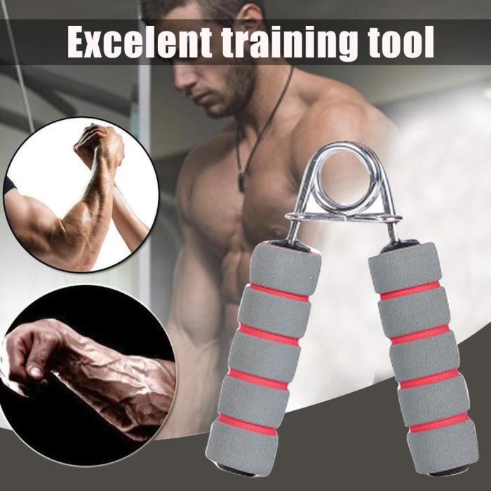 Man Main Poignée Avant-bras Force Poignées Bras Exercice Poignet Remise En Forme Fitness Équipement de yoga 365