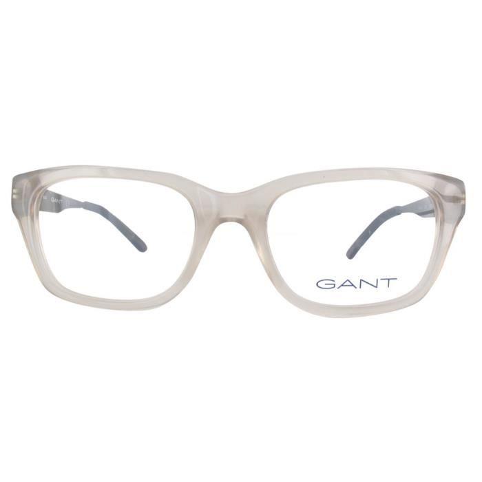 GANT Lunettes de vue GA4062-020-51 gris Acétate