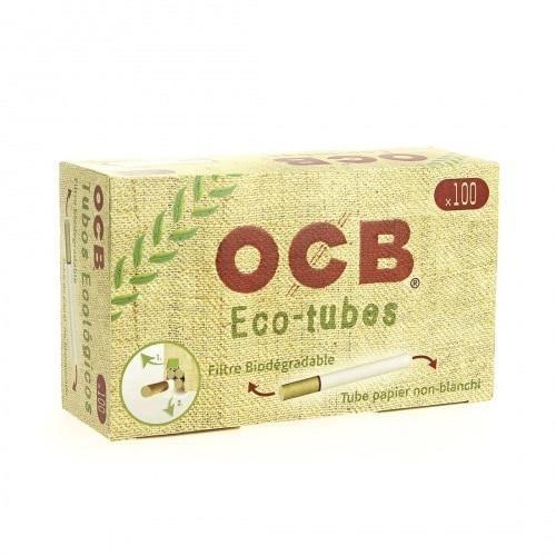 100 tubes bio ocb