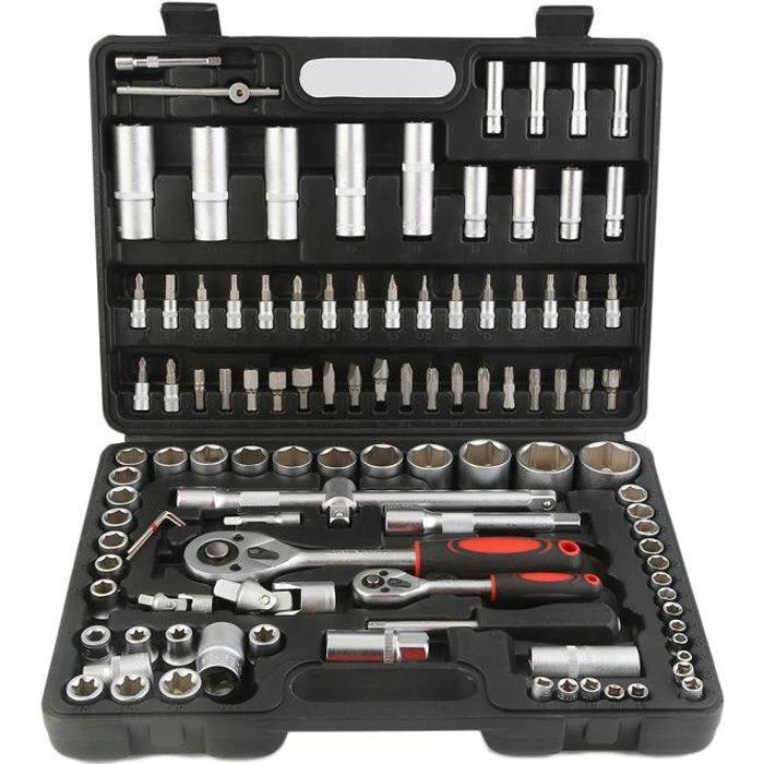 Malette à outils 108 pièces Outil Premium