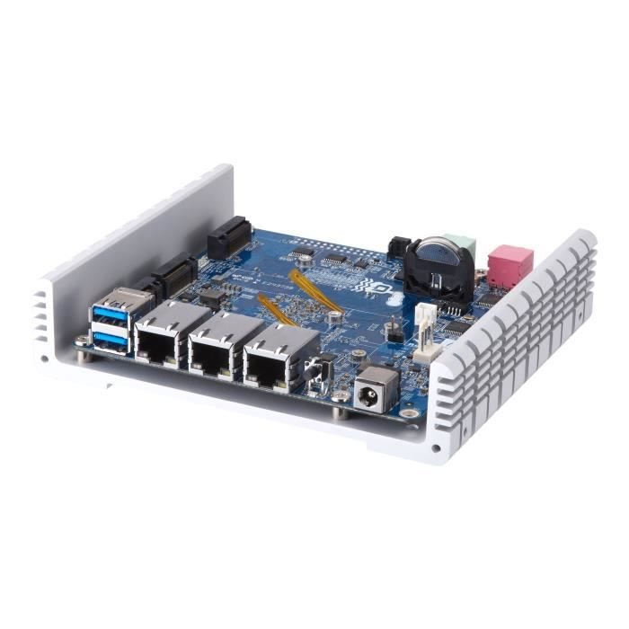 QNAP Ordinateur Mono-carte QBoat Sunny - Module - Annapurna Labs - AL-314 - Quad-core (4 cœurs) - 1,70 GHz - 2 Go - DDR3L