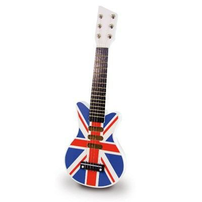 VILAC Guitare Rock Union Jack