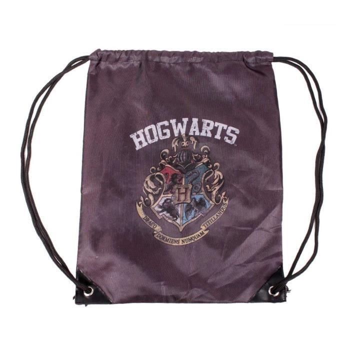 Serdaigle plage Harry Potter piscine cotton division Sac de gym