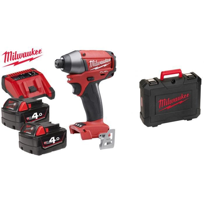 milwaukee m18 cid 402c visseuse choc fuel achat. Black Bedroom Furniture Sets. Home Design Ideas