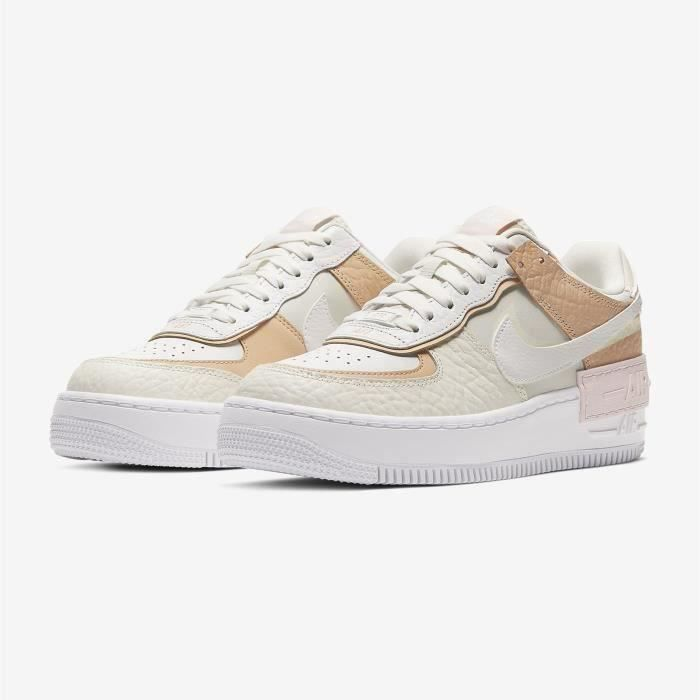 Basket Nike Air Force 1 Shadow Chaussures Baskets Airforce One ...