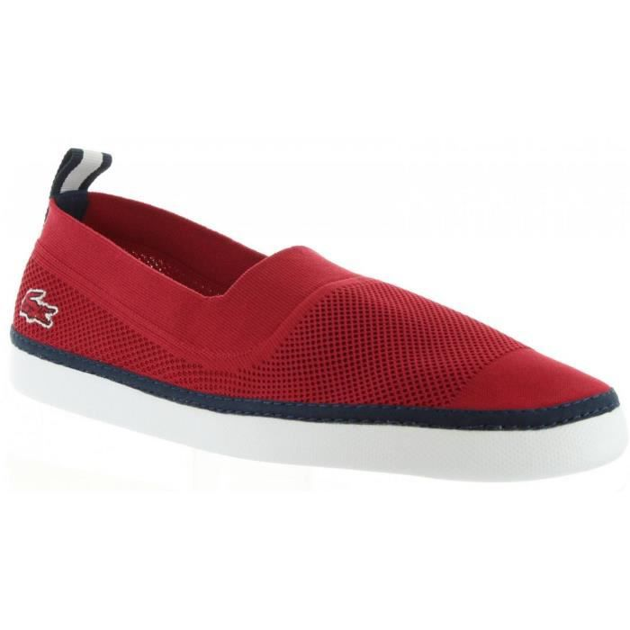 Chaussures pour Homme LACOSTE 33CAM1045 LYDRO 047 RED