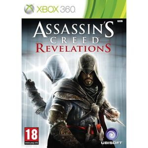 JEUX XBOX 360 ASSASSIN'S CREED REVELATIONS / Jeu console X360
