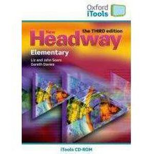 AUTRES LIVRES NEW HEADWAY, THIRD EDITION ELEMENTARY: ITOOLS PACK