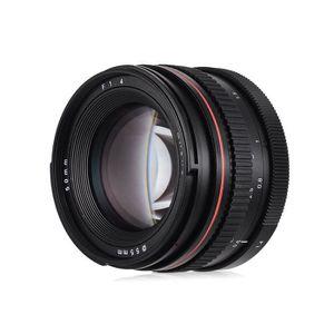 OBJECTIF 50mm f - 1.4 USM Objectif de mise au point anthrop