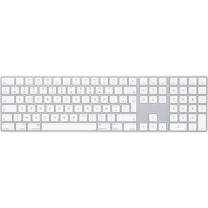 CLAVIER D'ORDINATEUR Magic Keyboard avec pavé numérique - Argent
