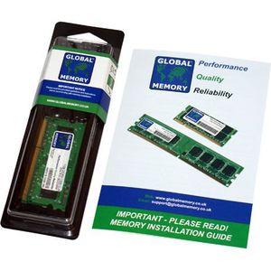 MÉMOIRE RAM 1Go DDR3 1333MHz PC3-10600 204-PIN SODIMM MÉMOIRE